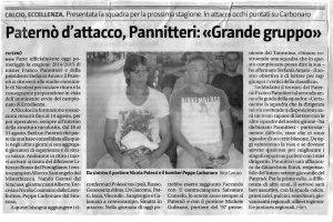 giornale di sicilia 5 agosto