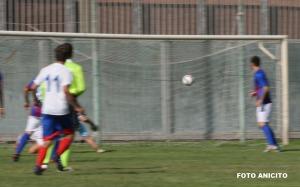 il gol di sinatra (foto Anicito)