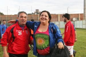 Pannitteri e Amato a fine gara foto Anicito